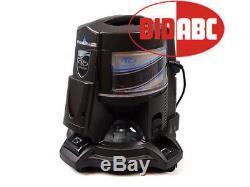 Rainbow E-E2-type-12 BLACK Electrified hose, Stainless wands, Nozzle NEW STYLE