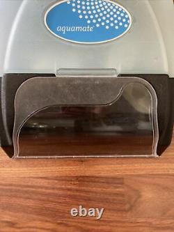 Rainbow Vacuum Aquamate AM-12 Carpet Shampooer E2 Black Edition