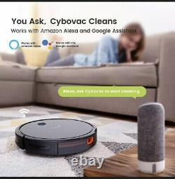 Robot Vacuum Cleaner Kyvol Cybovac E30 Smart Navigation Hoover