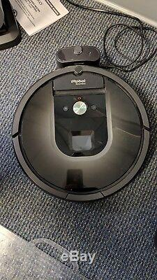 Roomba 980, works great, used black