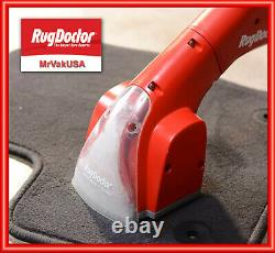 Rug Doctor Pro Deep Motorized Upholstery Tool Head with 12' Hose