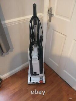 SEBO X7 White Upright Vacuum Cleaner reconditioned with genuine sebo parts