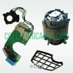 Scheda + Motore + Filtro Originale Vorwerk Folletto VK 140 VK 150 NUOVO