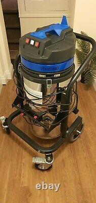 Skyvac industrial 85 gutter vacuum