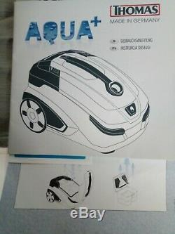 THOMAS Aqua+ Multi Clean X8 Wischsauger mit Aqua+ Filter und