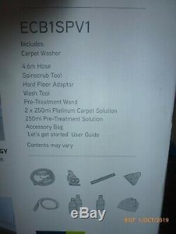 Vax Platinum Power Max ECB1SPV1 Carpet Cleaner (New)