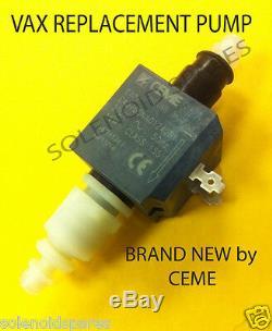 Vax Wet&dry Pump E407 Et408 Et407 6130 6130s 6130sx 5140 8131 Part 1512441900