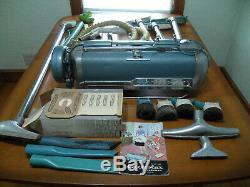 Vintage Electrolux Rare Model 3 Canister Vacuum Carpet Sled Accessories & Parts