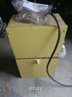 Vintage GMC Motorhome OEM Vacuum Cleaner + Misc Parts, No Hose