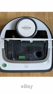 Vorwerk Kobold VR200 Robot Hoover Hardly Used