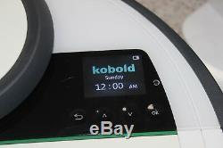 Vorwerk Kobold Vr200 Robot Vacuum
