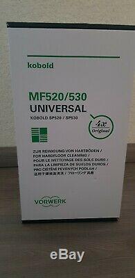 Vorwerk Kobolt SP530 Saug-Wischaufsatz mit Zubehör in sehr gutem Zustand