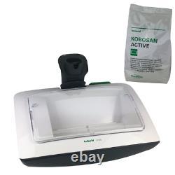 Vorwerk Teppichfrischer VF200 inkl. Teppichreinigungspulver Kobosan