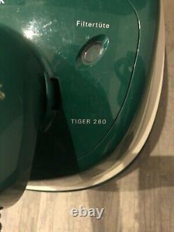 Vorwerk Tiger 260 + Zubehör