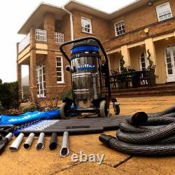 Wire Reinforced Gutter Vacuum Hose For SkyVac Industrial 85 & Commercial
