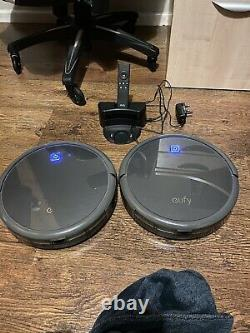 X2 Eufy Robovac 11c WiFi controlled Robotic Vacuum Cleaner