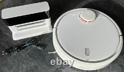 Xiaomi Mi Robot Vacuum Saugroboter Staubsauger Beutellos Smart Control Weiß